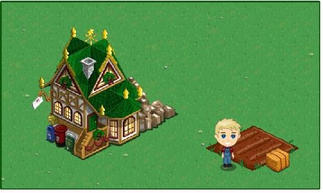 Holiday Buildings, Train, Gypsy Horse Released and Unwither Ring!
