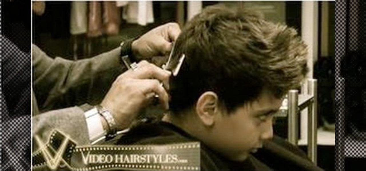 How To Style A David Beckham Faux Hawk For Guys Hairstyling