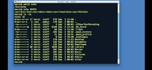 Set up the Mac OS X terminal for Ruby on Rails
