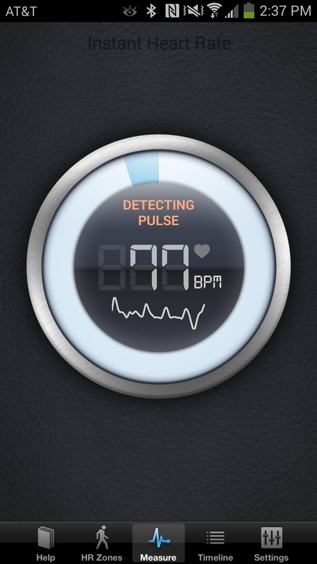 Attention: Your Galaxy Note 3 Can Be Used as a Heart Rate Monitor