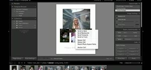 Use the custom print package in Photoshop Lightroom 3