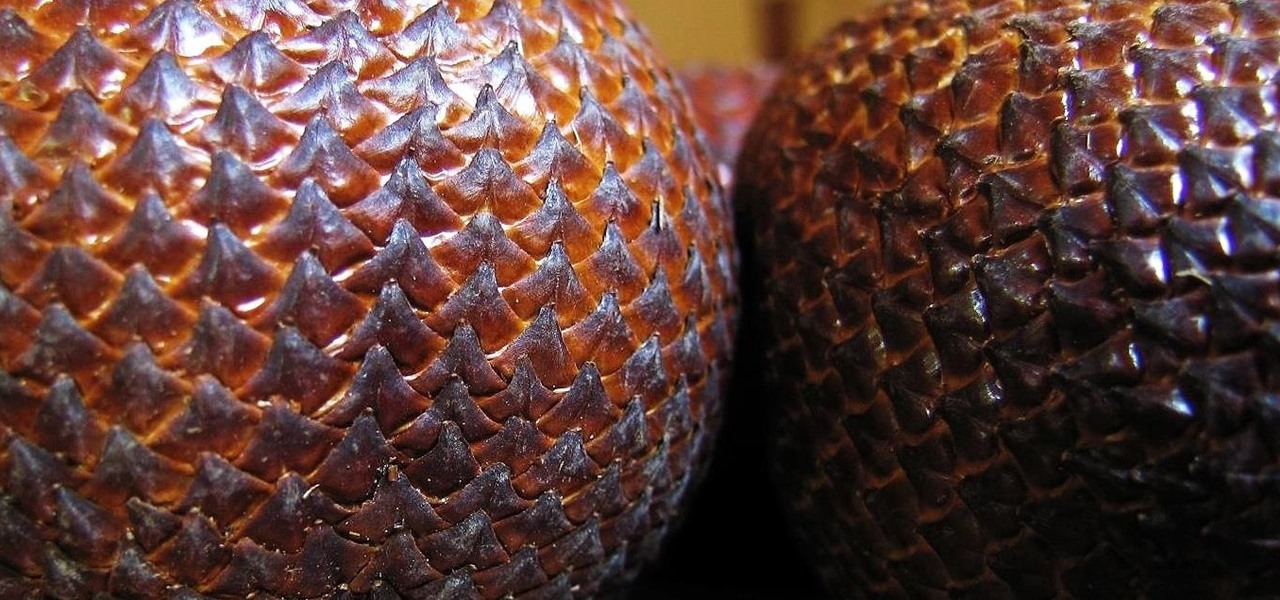Salak (A Fruit Slytherins Would Love)