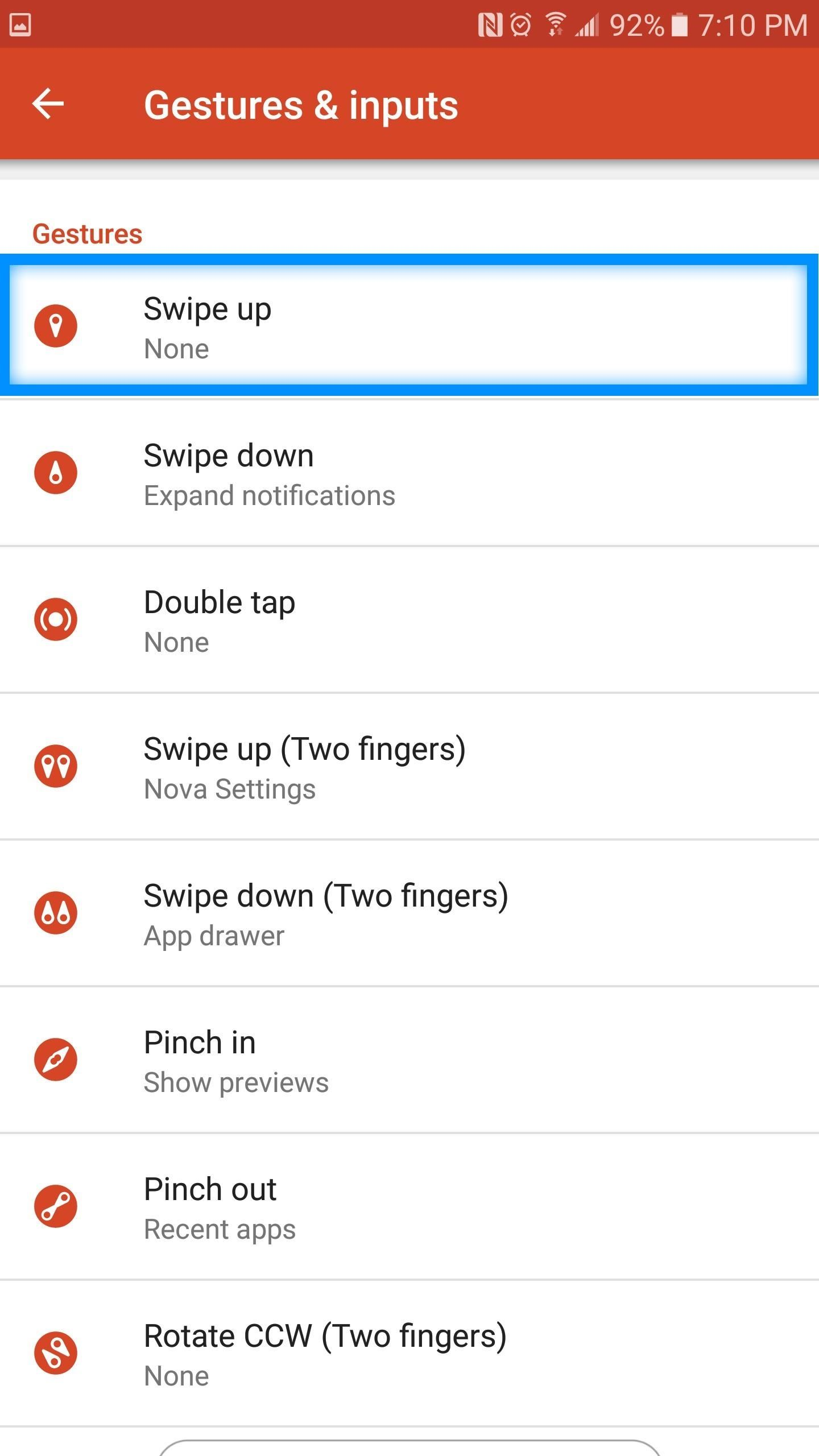Once you've selected your gesture of choice, head to the Shortcuts tab ...: android.wonderhowto.com/how-to/10-must-know-tips-for-better-note...
