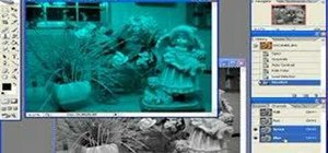 Create 3D anaglyph images with Photoshop