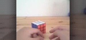 Use Rubik's Cube notation