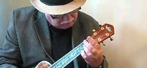"""Play """"Pennies from Heaven"""" on the ukulele"""