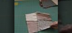 Square up a quilt block