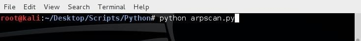 How to Build an ARP Scanner Using Scapy and Python