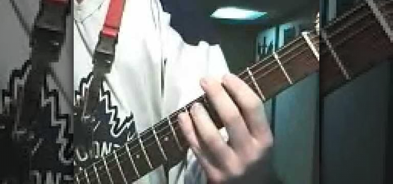 How To Play Heavy Metal Power Chords On Guitar Acoustic Guitar