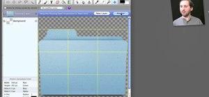 Create custom folder and file icons on a Mac OS X computer