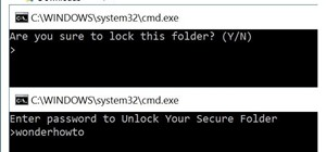 How to Create an Admin User Account Using CMD Prompt (Windows