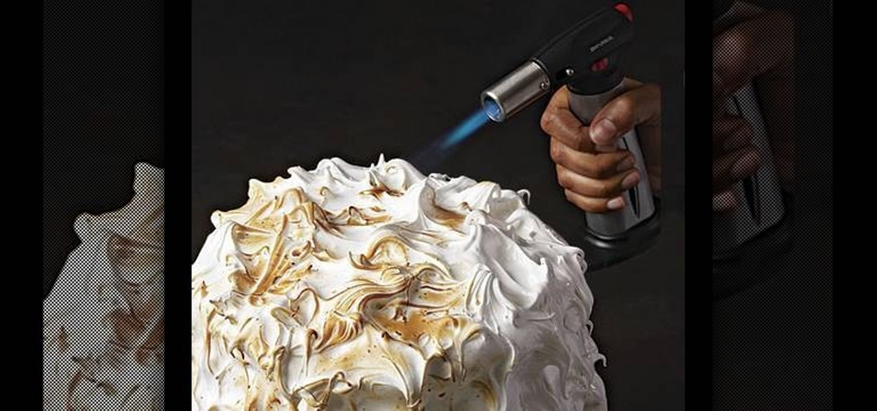 Make Toasted Marshmallow Cake Frosting From Scratch