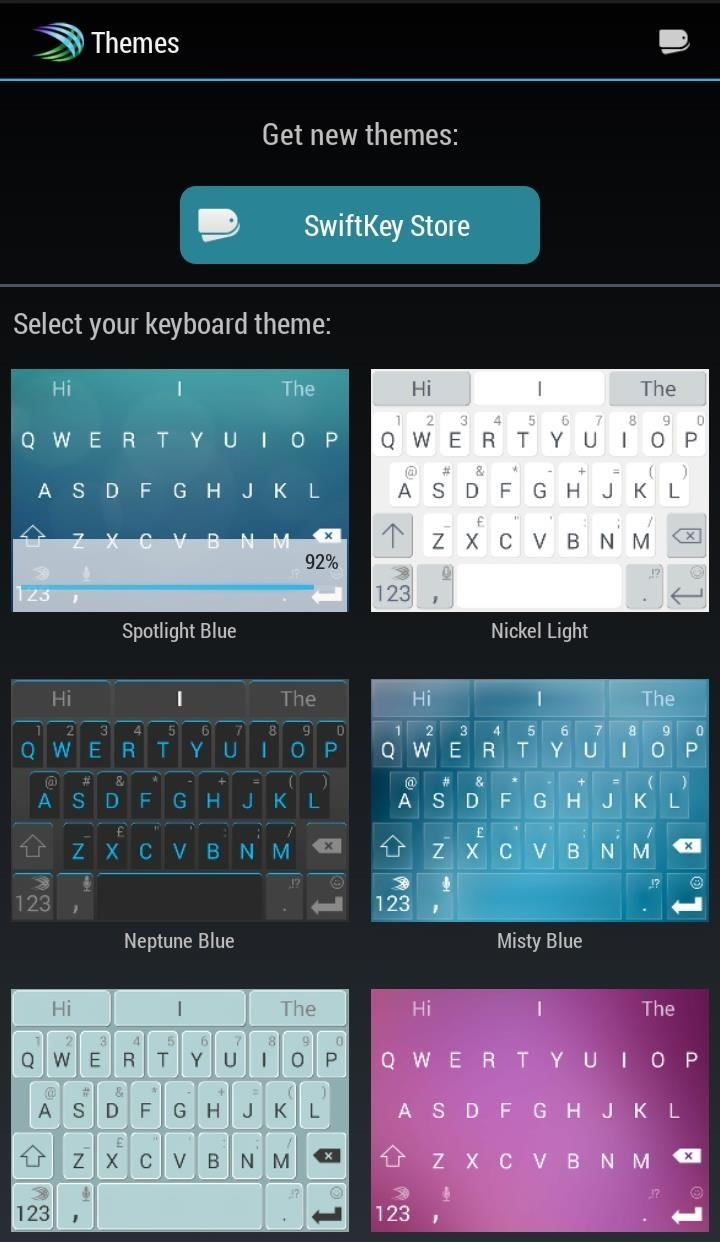 SwiftKey, the Smart Prediction Keyboard, Is Now Free and ...