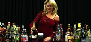 Mix a Hot Tub cocktail with vodka, champagne, Chambord & Grand Marnier