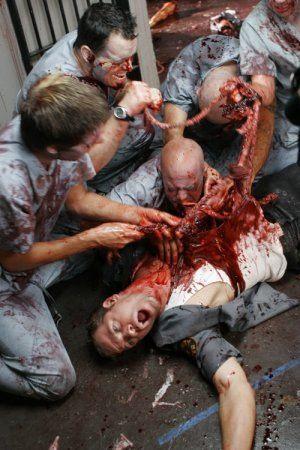 Zombie Halocaust