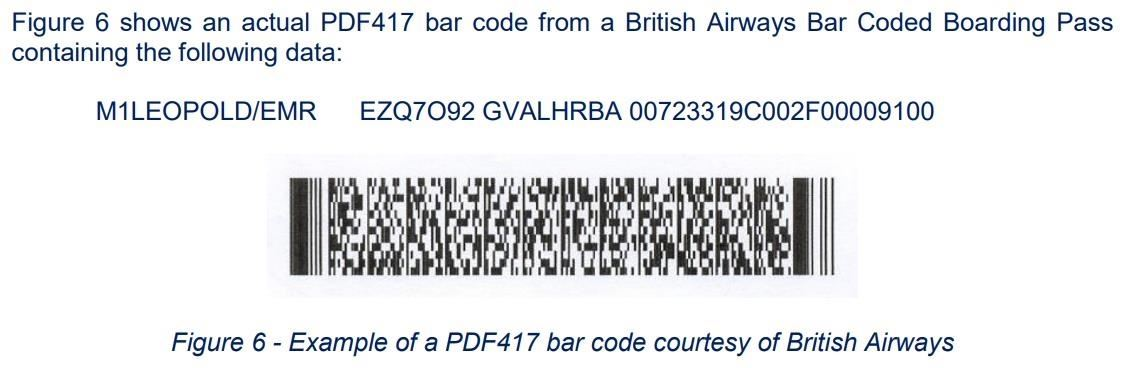 How Hackers Use Hidden Data on Airline Boarding Passes to