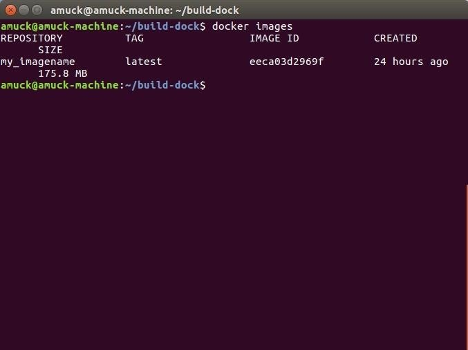 How to Create a Reusable Burner OS with Docker, Part 3: Storing Our Hacking Container Remotely