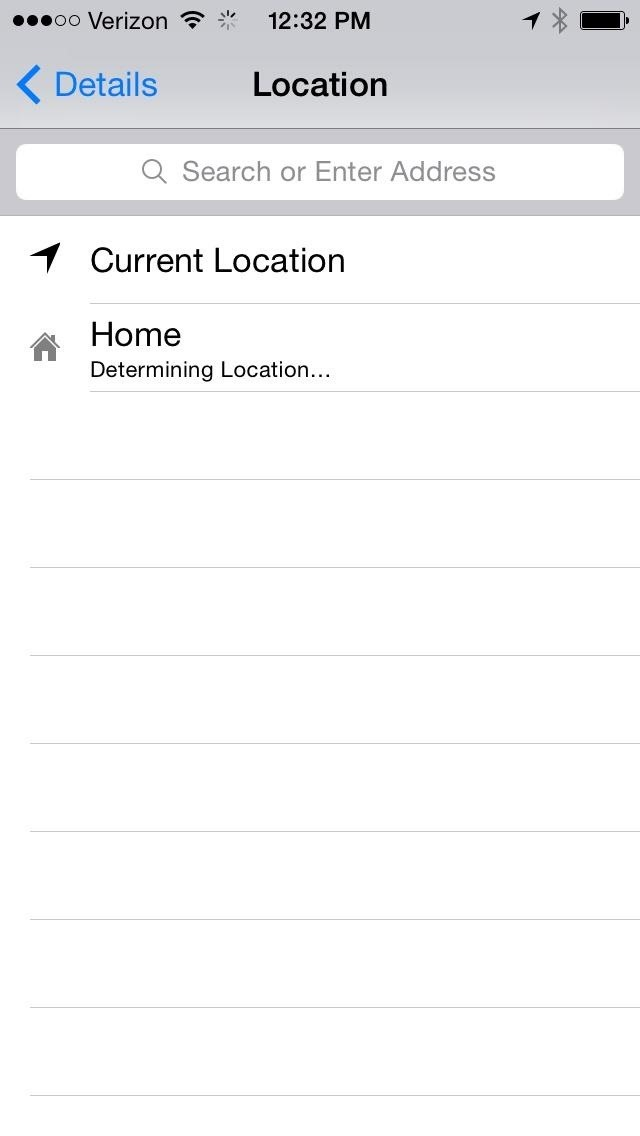 how to turn on location based services on iphone
