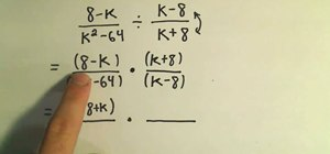 Simplify rational expressions in algebra