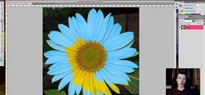 Change the color of an object in Adobe Photoshop