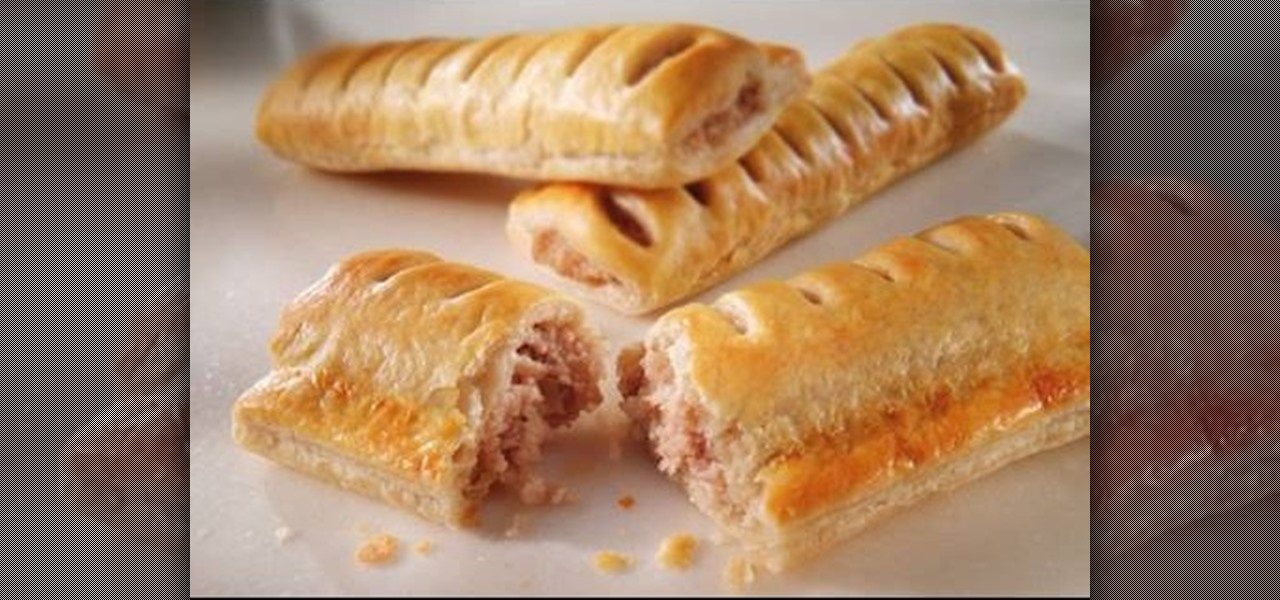 How to Make sausage rolls in your own kitchen « Meat Recipes
