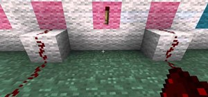 Make a combination lock in Minecraft