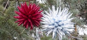 Create Polish Star Christmas Ornaments Out of Paper
