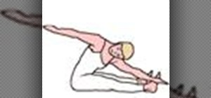 Do the beginner pilates move the Saw
