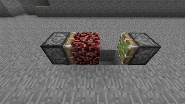 How to Make Buttons Work Like Levers in Minecraft Using a T Flip-Flop