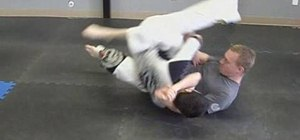 Do the jiu jitsu switch back sweep