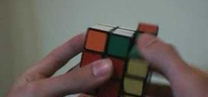 Start blindsolving the Rubik's Cube
