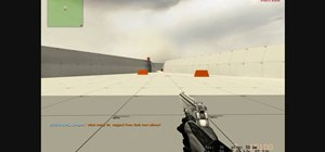 Make the Glock full auto on Counter Strike: Source