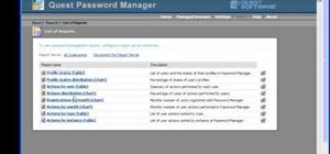 Manage passwords for Windows networks