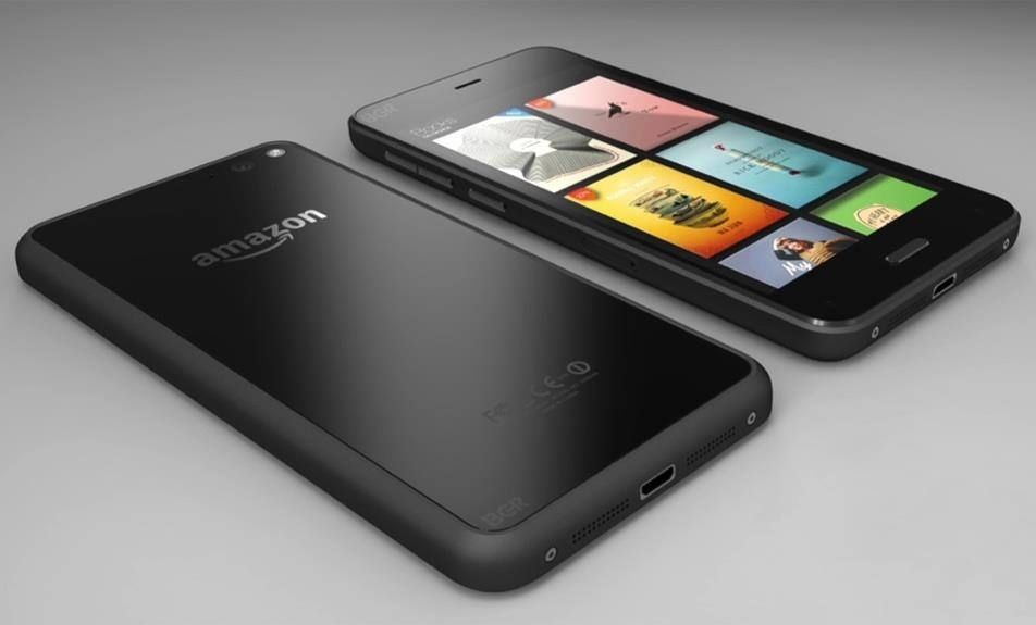 Amazon's First Smartphone Will Have 6 Cameras, 3D Controls, & Free Prime Data