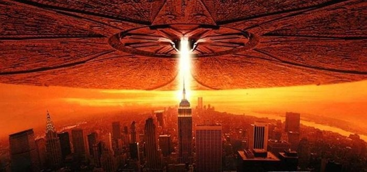 The End of the World Survival Guide: Staying Alive During an Alien Invasion