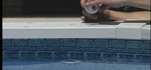 how to open an above ground pool antifreeze