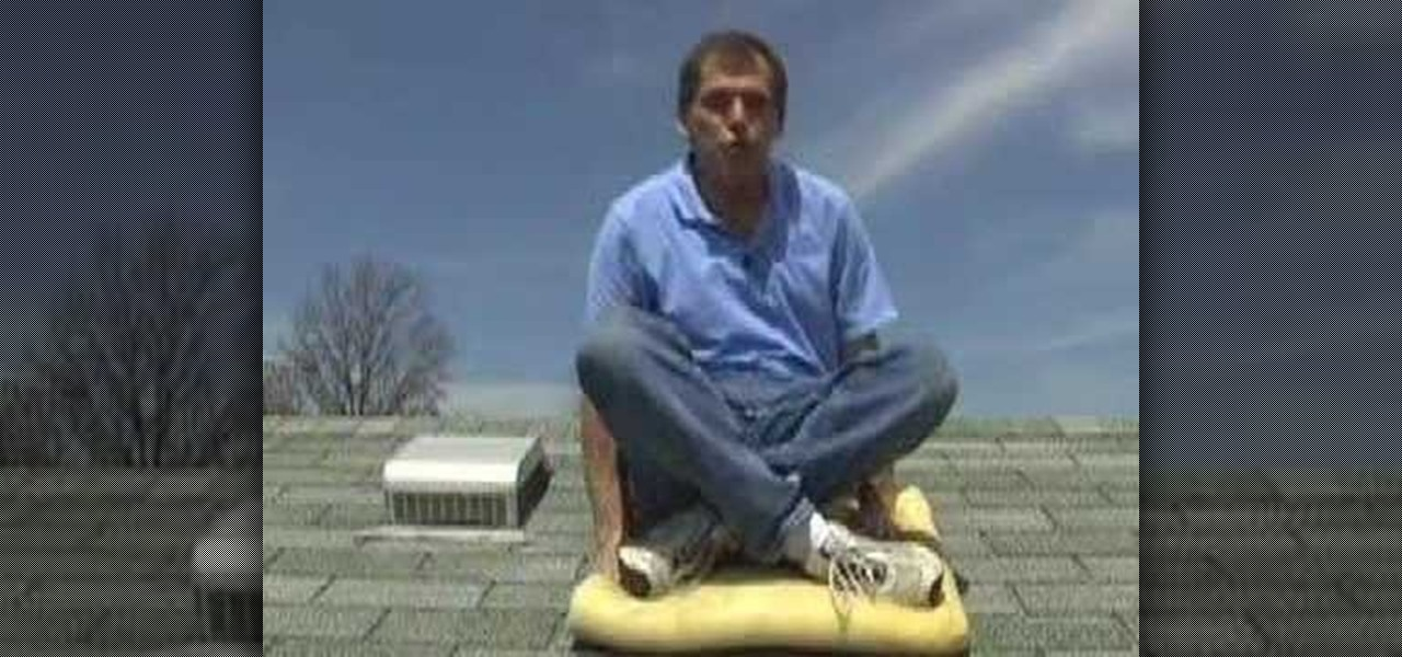 How To Work On Your Roof Without Falling Off