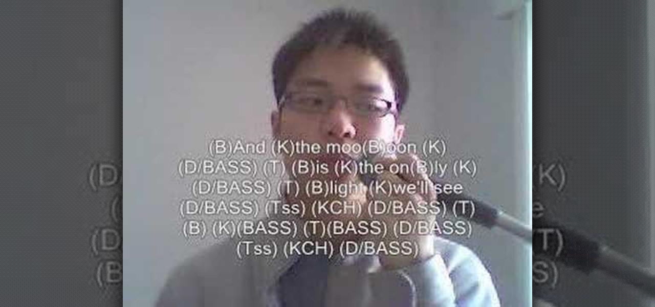 How to Beatbox FaithSFX's