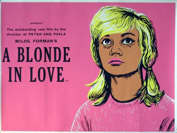 A Blonde in Love