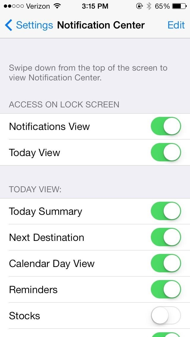 The Coolest 18 Features in iOS 7 That You Probably Didn't Know About