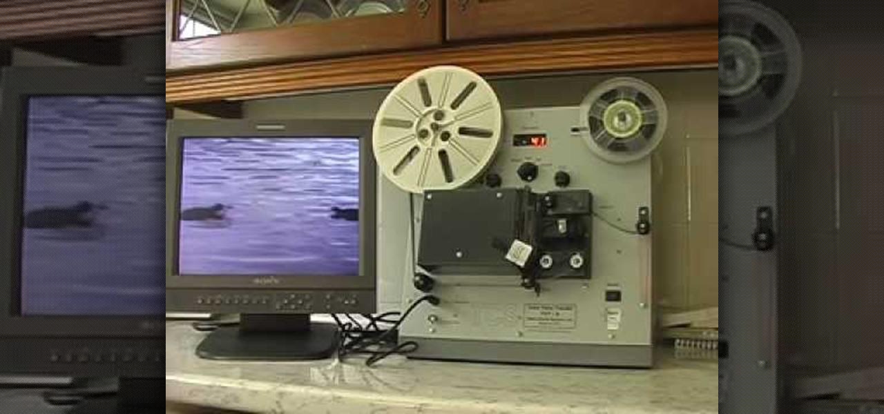 machine to transfer 8mm to dvd