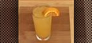 Make a Beach Bum cocktail