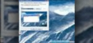 Enlarge desktop font size