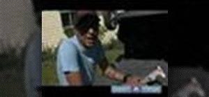 Repaira lawnmower