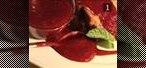 How to Make raspberry glaze