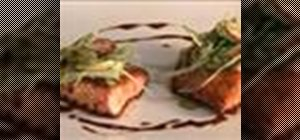 Make salmon teriyaki
