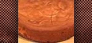 Make sponge cake