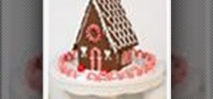 Make a simple gingerbread house