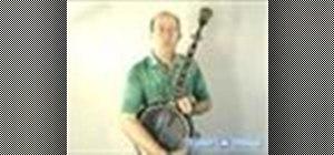 Play banjo