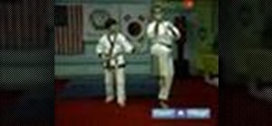 Do Tang Soo Do techniques